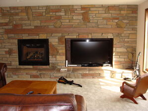 Fireplace Installation in Harrison Township, MI (5)
