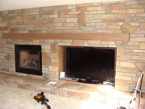 Fireplace Installation in Harrison Township, MI (4)