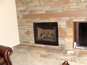 Fireplace Installation in Harrison Township, MI (2)