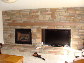 Fireplace Installation in Harrison Township, MI (1)