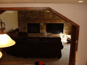 Fireplace Installation in Harrison Township, MI (8)