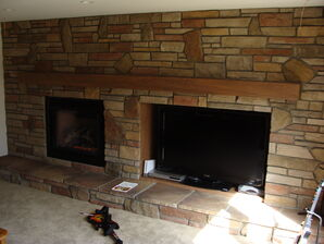 Fireplace Installation in Harrison Township, MI (7)