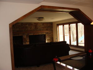 Fireplace Installation in Harrison Township, MI (6)